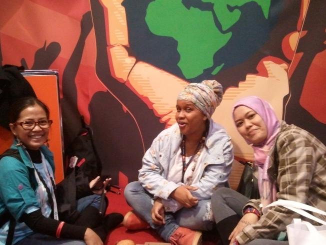 Chicas de Indonesia!